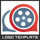 Movie Blog - Logo Template