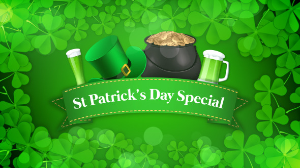 St Patrick s Day Special Promo