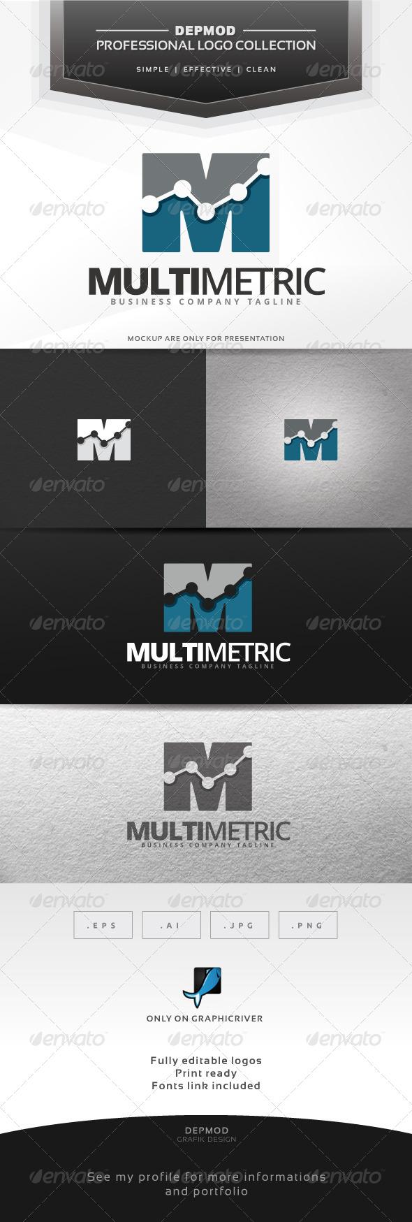 GraphicRiver Multi Metric Logo 7003784