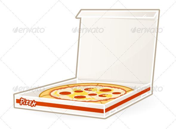 GraphicRiver Pizza Delivery 7003809