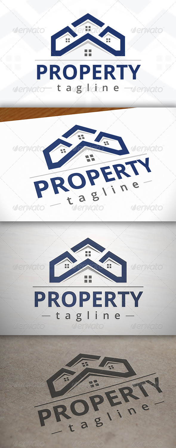 GraphicRiver Property Logo 7004227