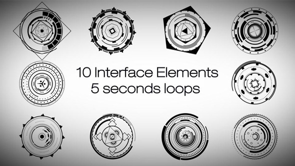 10 Interface Elements