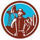 Free Farms Freerange Ecofriendly Produce Logo - GraphicRiver Item for Sale
