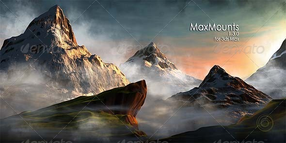 MaxMounts - 3DOcean Item for Sale