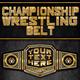 Championship Wrestling Belt - GraphicRiver Item for Sale