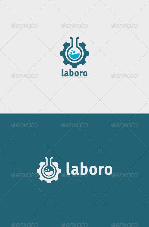 GraphicRiver Laboro Logo 7006918