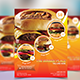 Burger Store Flyer - GraphicRiver Item for Sale