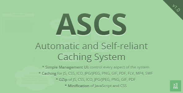 CodeCanyon Automatic and Self-reliant Caching System 7006945