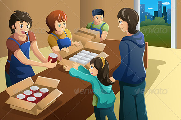 GraphicRiver Team of Volunteers 7007194