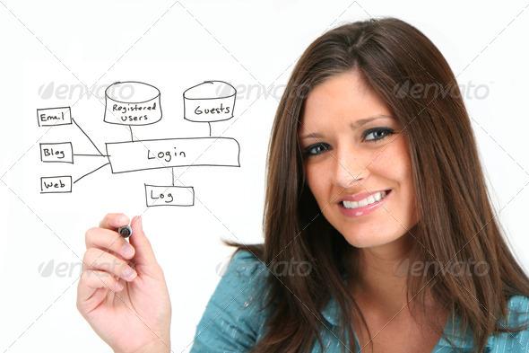 PhotoDune Web Designer 733920