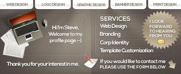 Steve profile