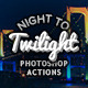 Night to Twilight - GraphicRiver Item for Sale