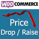 WooCommerce Drop / Raise Prices
