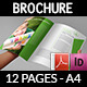 Corporate Brochure Template Vol.29 - 12 Pages - GraphicRiver Item for Sale
