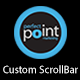 Custom scrollbar wordpress