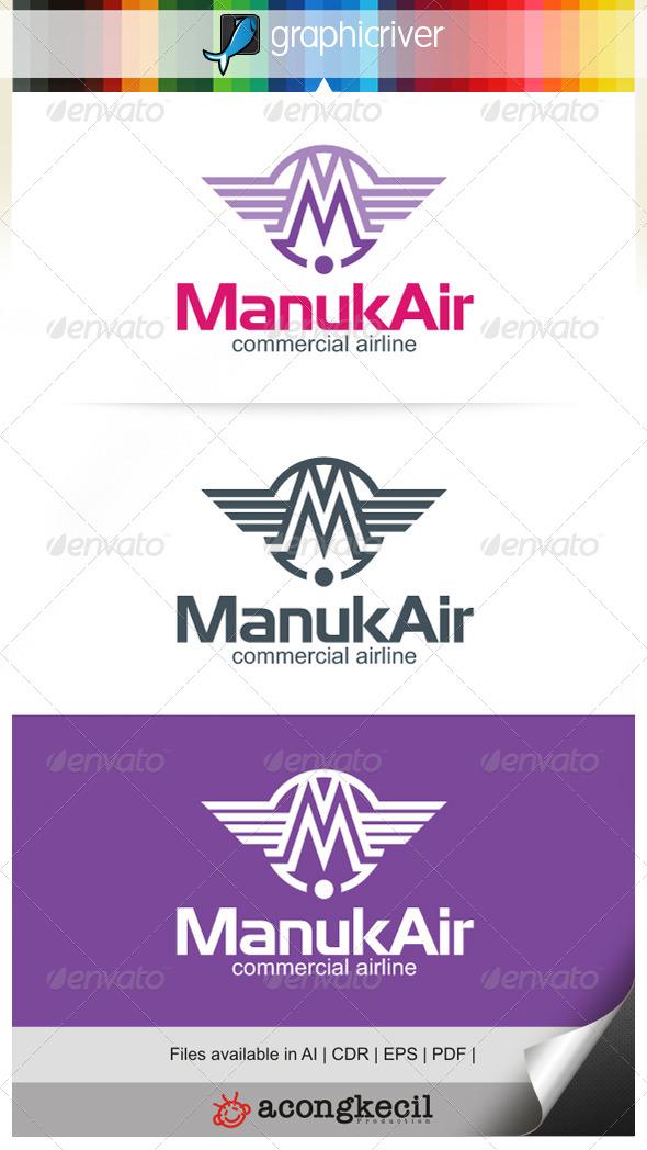 GraphicRiver Manuk Air V.2 7009822