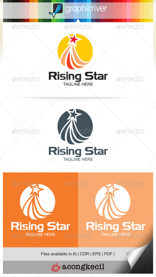 GraphicRiver Rising Star V.1 7009925