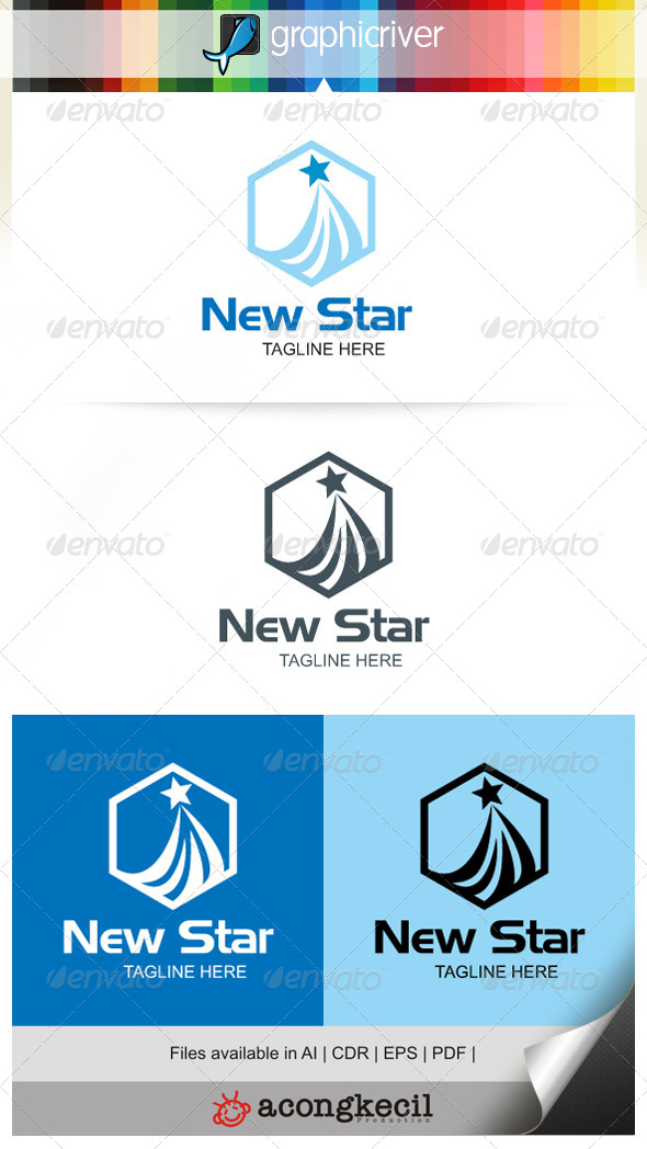 GraphicRiver Rising Star V.2 7009928