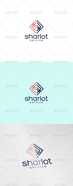 GraphicRiver Sharlot Logo 7010036