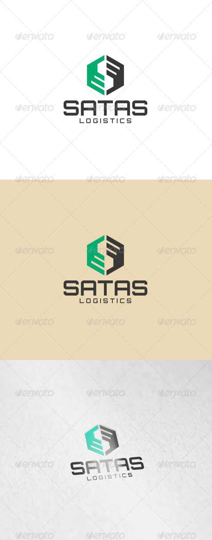 GraphicRiver Satas Logo 7010237