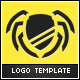 Spider Protect Logo Template - GraphicRiver Item for Sale