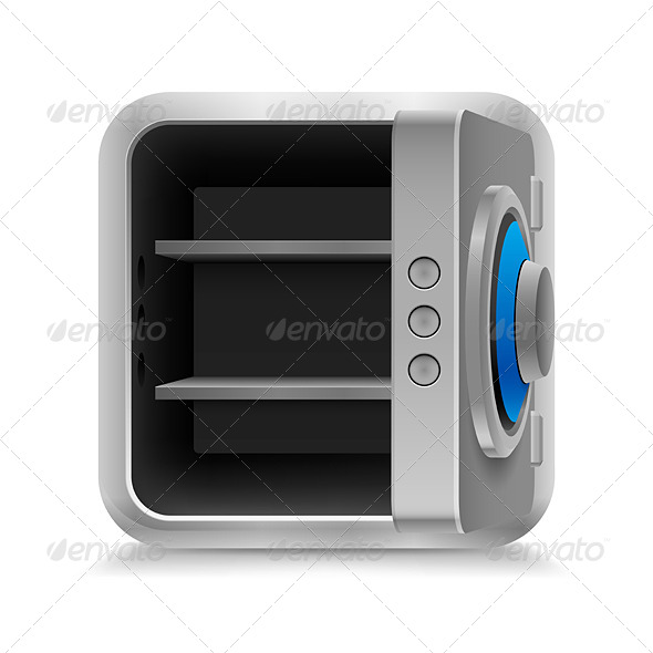 GraphicRiver Open Safe 7010640