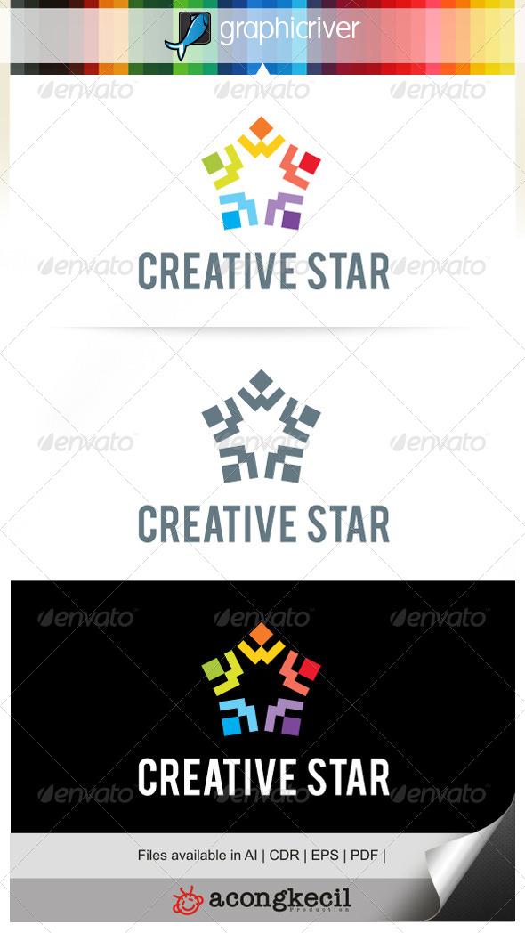 GraphicRiver Creative Star V.2 7010706