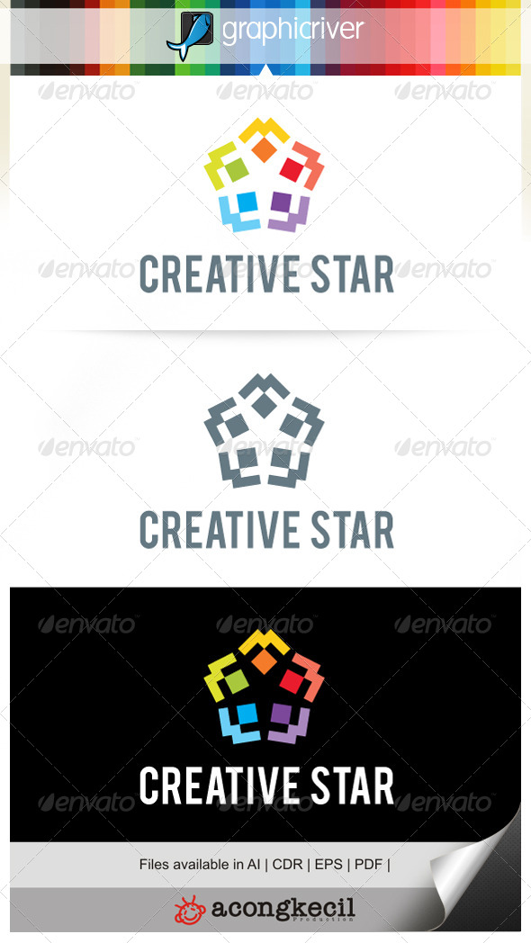 GraphicRiver Creative Star V.3 7010708