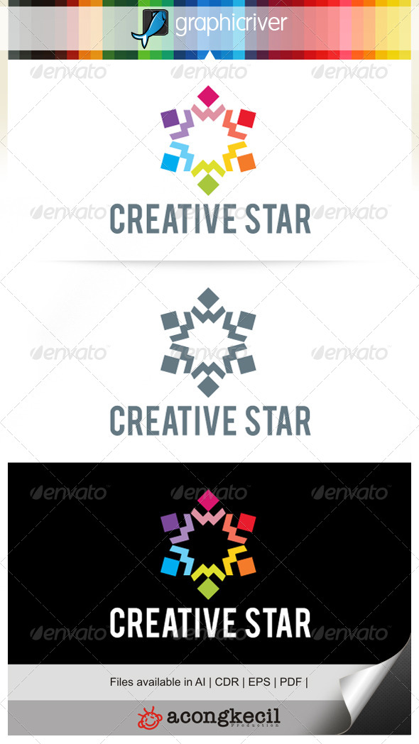 GraphicRiver Creative Star V.4 7010711