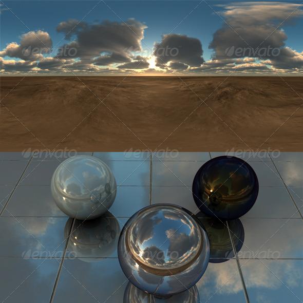 3DOcean Desert 98 7010805