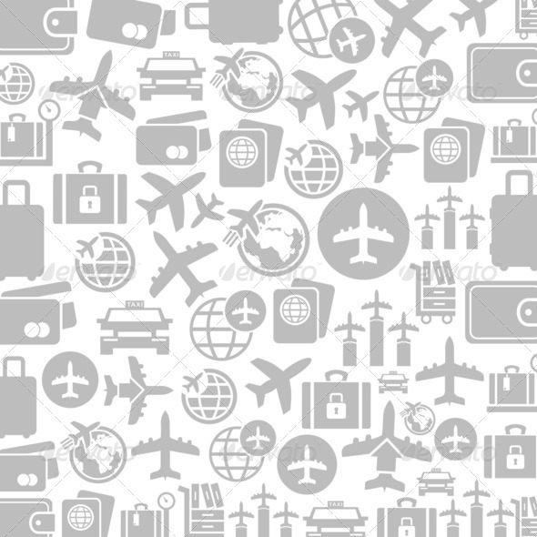 Aircraft a background - Stock Photo - Images
