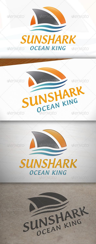 GraphicRiver Shark Logo 7010926