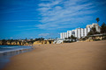 Spain Landscape with Hotel and Sand Beach - PhotoDune Item for Sale