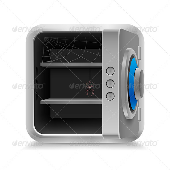 GraphicRiver Open Safe 7010975