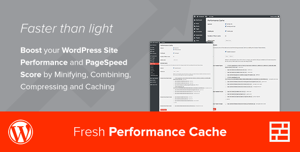 CodeCanyon Fresh Performance Cache 7011224