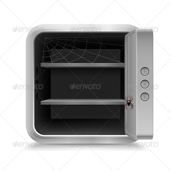 GraphicRiver Open Safe 7011601