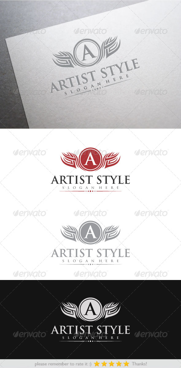GraphicRiver Artist Style 7012089