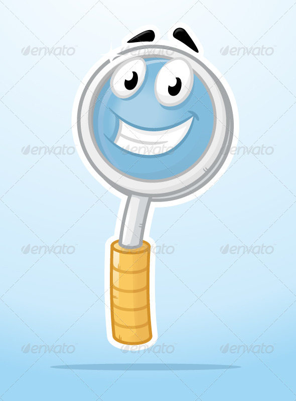 GraphicRiver Magnifying Glass 7012627