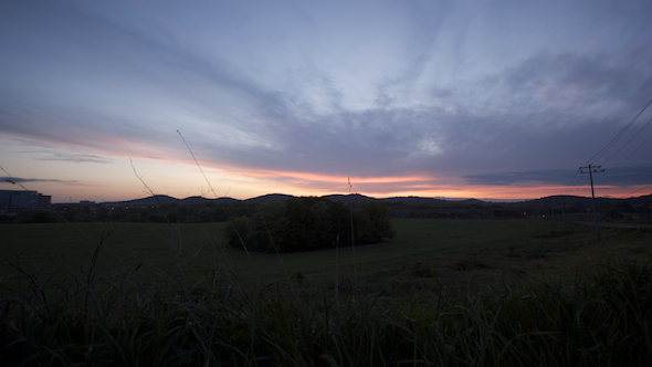VideoHive Early Morning Slight Sunrise 7013291