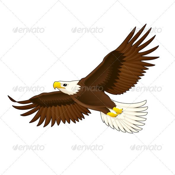 GraphicRiver American Eagle 7013353