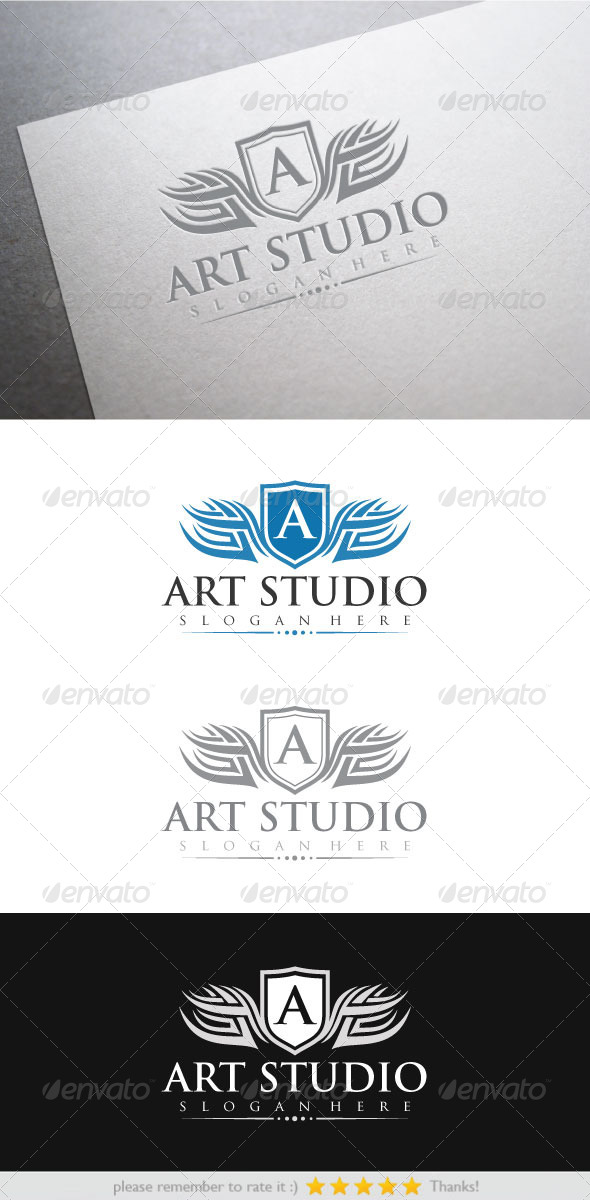 GraphicRiver Art Studio 7013878