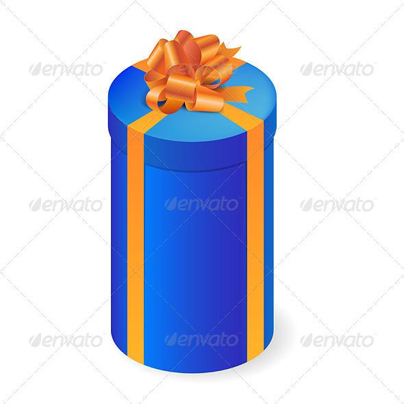 GraphicRiver Gift Box 7013995