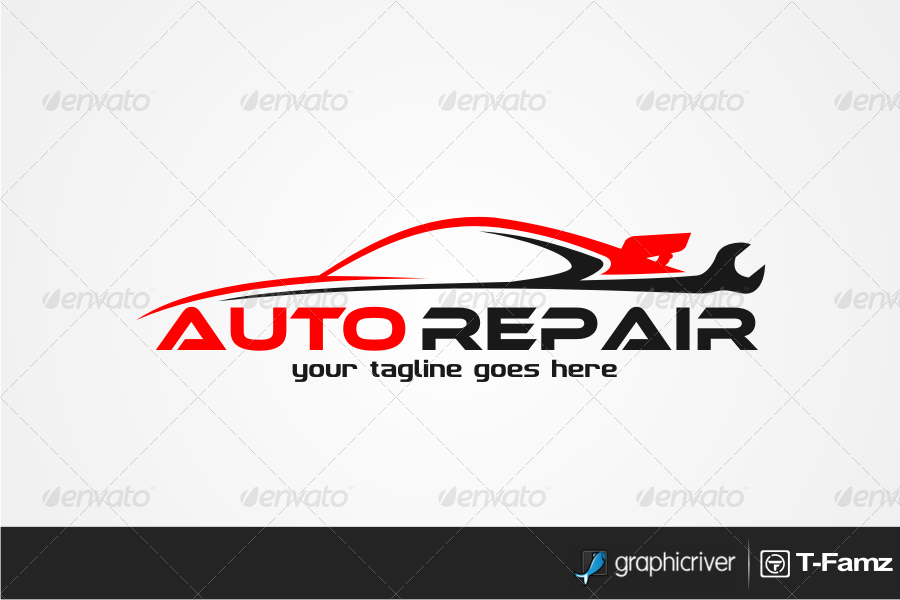Mechanic logo design - photo#4
