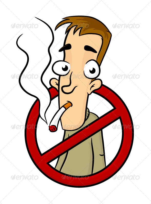 GraphicRiver No Smoking 7014989