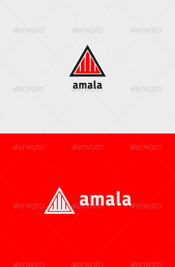 GraphicRiver Investment Amala Logo 7015642