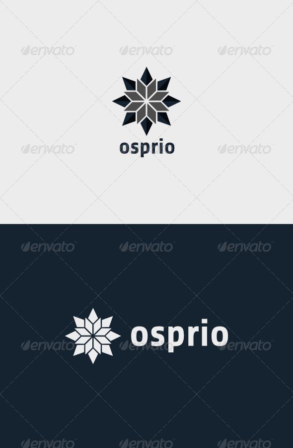 GraphicRiver Osprio Logo 7016130