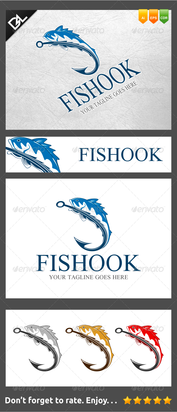 GraphicRiver Fishhook 7016315