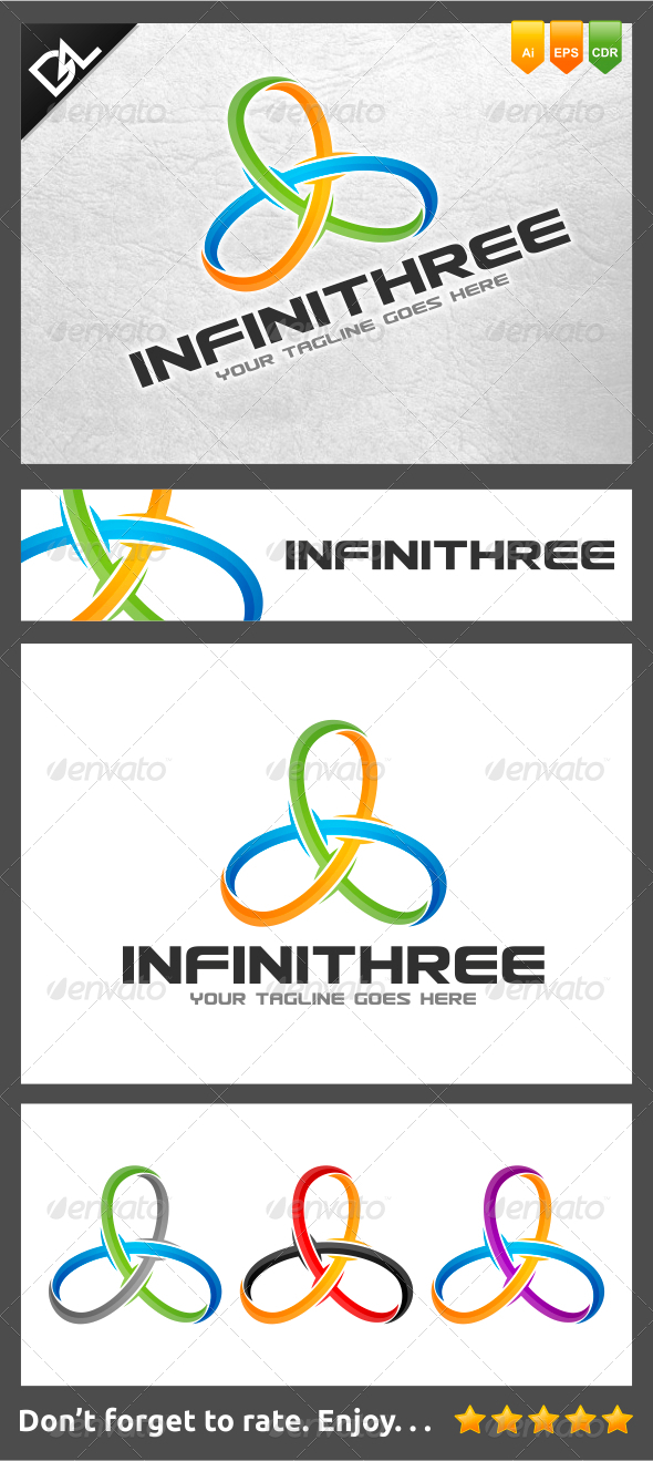GraphicRiver Infinithree 7016344