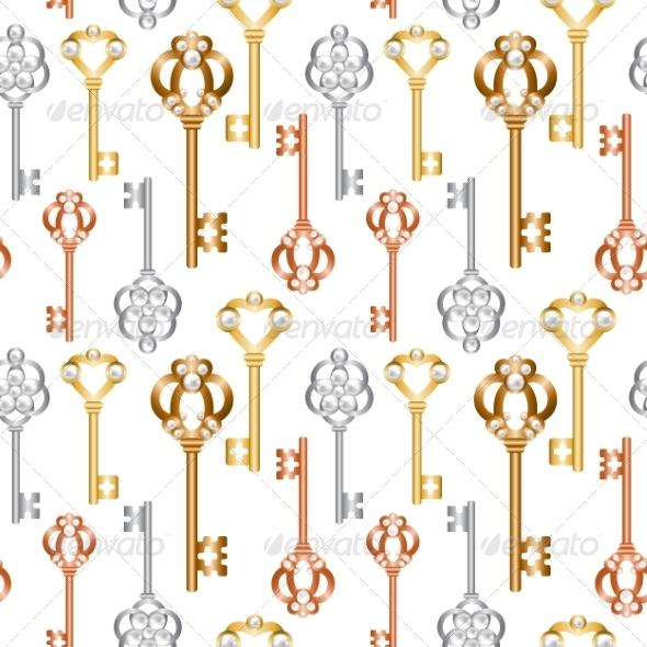 GraphicRiver Skeleton Keys 7017777