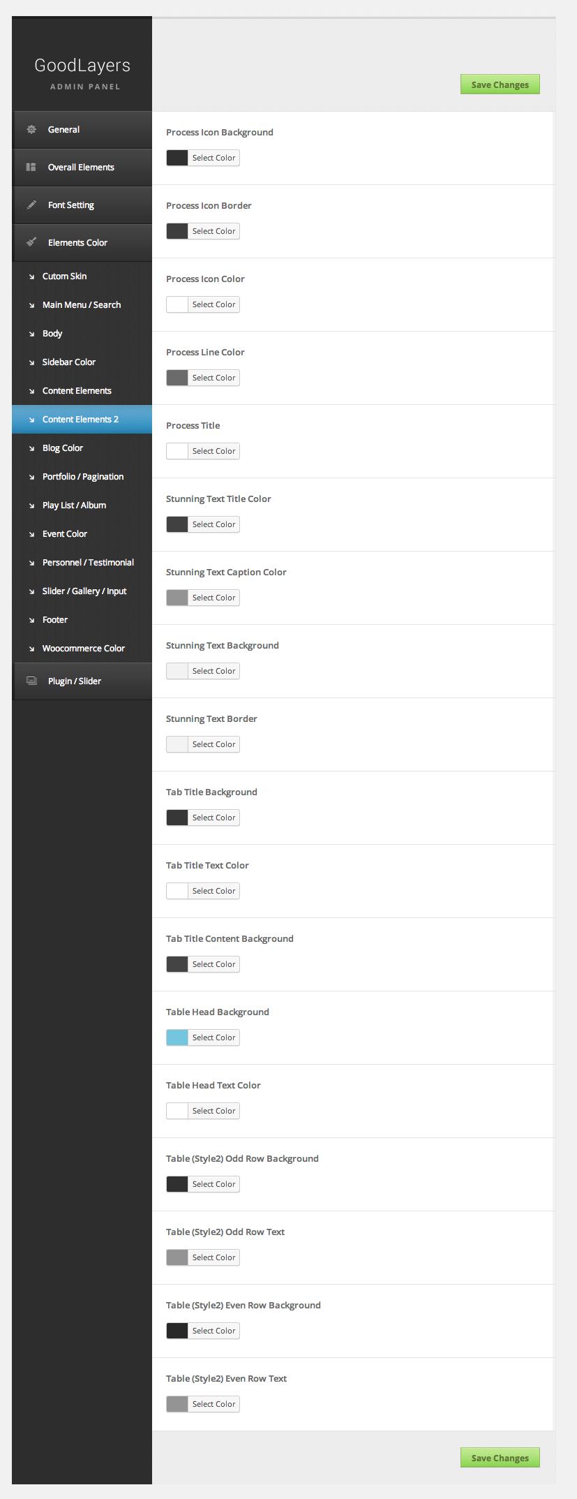 Music Club - Music/Band/Club/Party Wordpress Theme - adminpanel
